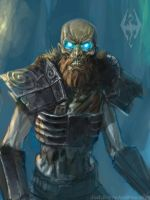 Draugr by JoshBurns
