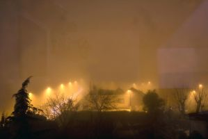 Fog and reflctions by Tonxs