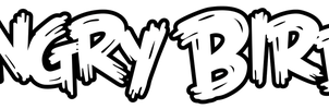 Angry Birds Logo SUPER HIGH QUALITY by TomEFC98