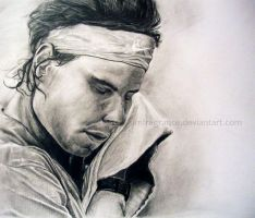 Rafael Nadal by imFragrance