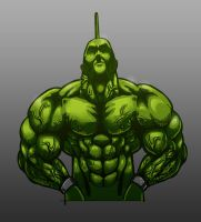 The Savage Dragon by MrHades