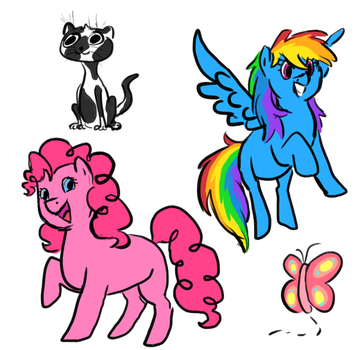Mlp by LuckyTurtle1313