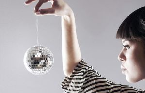 disco ball by gegetlonely