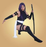 Ready for Action by AsianPsylocke