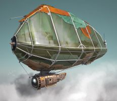 Blimp by fightpunch