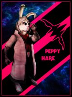 Peppy Hare by UndyingNephalim