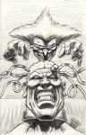 Re-wired (pencils) 3-24-2014 by myconius