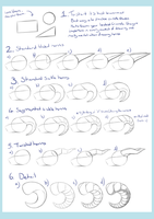Basic Horns Tutorial by IrishWolven