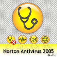 Norton Antivirus 2005 by werewolfdev
