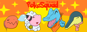 Team PokeSquad to the Rescue by Riptor25