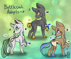 Bottlesoul Adopts {Closed} by little-space-ace