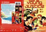 Young Justice Custom DVD Cover by ovinemesis300
