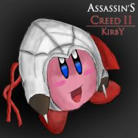 Kirby Assassin's Creed II Ezio by LukeSimms