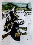 Ruth 2:4-23  The Gleaning by fleetofgypsies