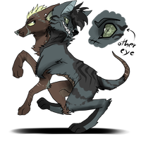 Custom for darksideofserenity by That-Alcoholic-Cat