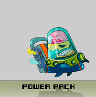 Power Pack by vancamelot