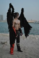 Devil Jin 2.0 Cosplay - 6 by vega147