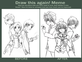 Draw this again by Arenheim