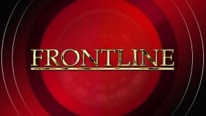 Frontline Title Graphic by graph-man