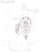 DERP the robot by Loman5986