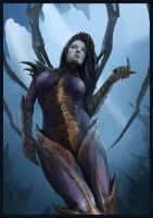 Kerrigan by MerrymindAndStivka