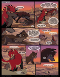 The Black Blood Alliance 7 by greenroach