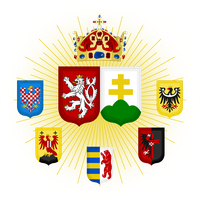 Czechoslovakia small coat of arms by SoaringAven