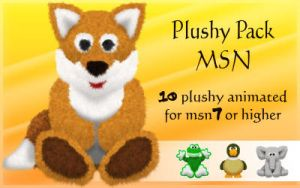 Plushy Pack MSN by Kavel-WB