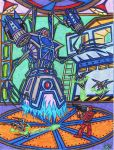 Red Faction 1 - Ultor Personel Supression Combot by AceOfSpeed94