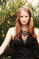 Bohemian blurry natural by Carolinel3