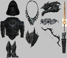 Skyrim RP Character (Final) by Eden543