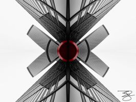 Building Abstract Study: by braxtonds