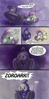 PMD M8-5: I'm Fine... by lonemaximal