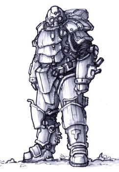 armor by NoodleArt