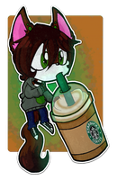 Birthday Coffee is Birthdaylicious by ScribblezStarz