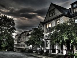 The Hotel Coral Essex by SethBasista