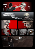 Under the Skin: Page 8 by ColacatintheHat