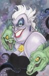 Ursula The Little Mermaid by ChrisOzFulton