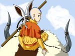 Aang - Wallpaper by wei-long