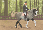 730 SBS Death By Majesty: Dressage by DontMessWithMe13