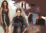 Emily and Nolan by JulieeBean