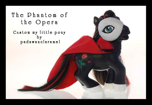 The Phantom of the Opera by customlpvalley