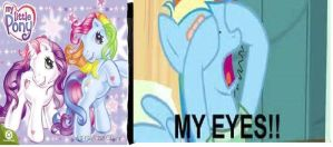 My Eye's by drwhooves55