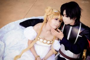 Sailormoon: When Forever is Us by JencoPhotography