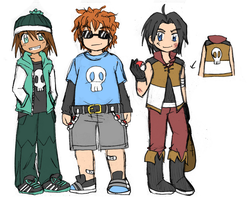 MC - Rival group by Endless-Rainfall