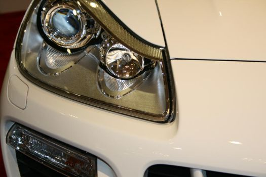 Porsche - Front Light White by suhaildawood