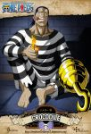 One Piece - Crocodile by OnePieceWorldProject