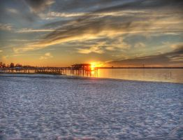 Sebring Sunset 1 HDR by bricolage54
