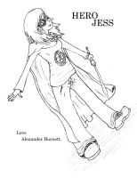 Hero Jess. A gift. by Arashi-of-ordo-3