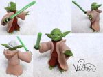 Yoda by VictorCustomizer